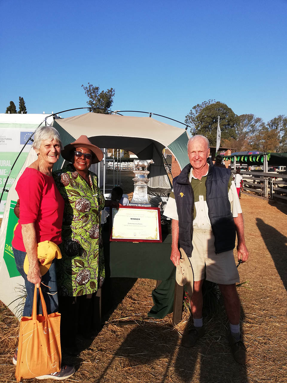 Zimbabwe Agricultural Show